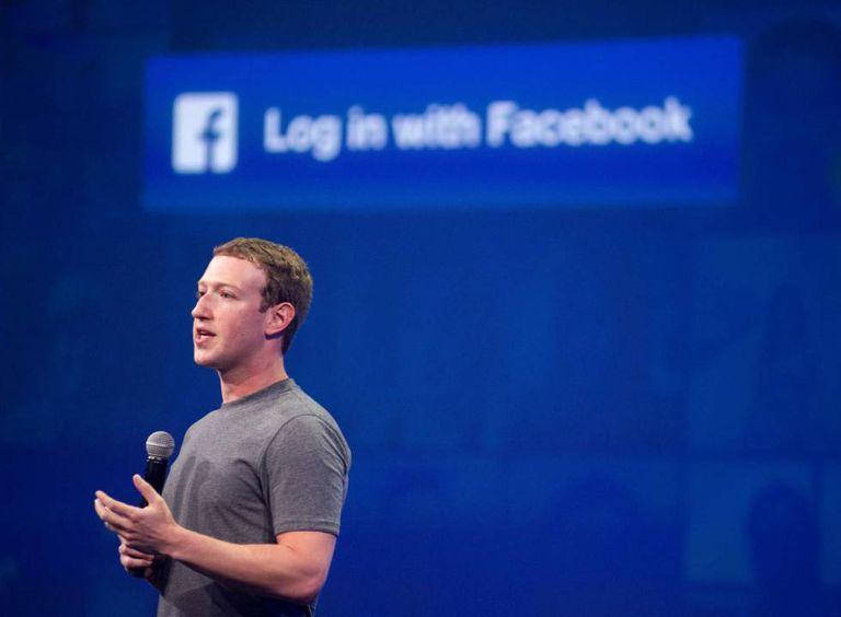O diretor-executivo de Facebook, Mark Zuckerberg, em uma foto de arquivo de março de 2015 em San Francisco.