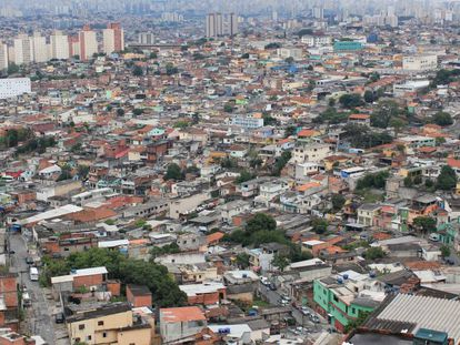 Brasilândia, bairro periférico de São Paulo com o maior número de óbitos por coronavírus.