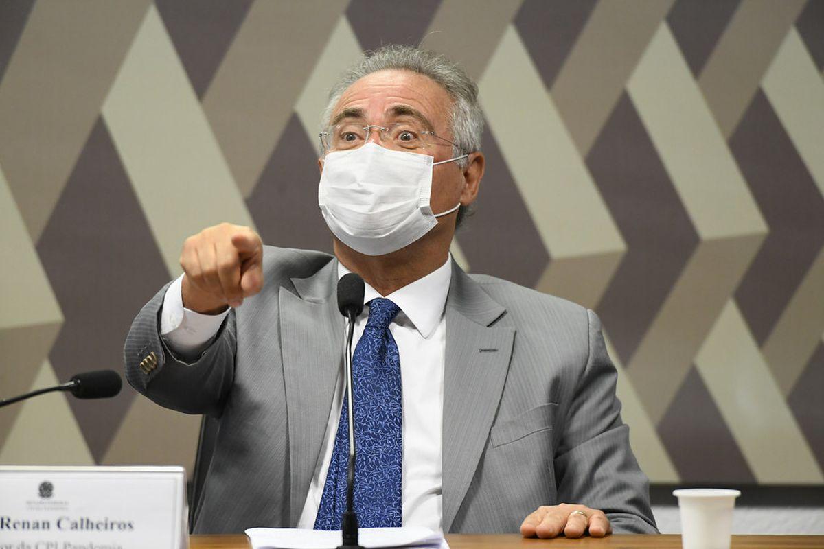 CPI da Covid: Renan Calheiros, o insólito novo líder da oposição a  Bolsonaro | Atualidade | EL PAÍS Brasil