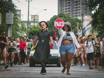 Coletivo Carnaval no Inferno, de Fortaleza.
