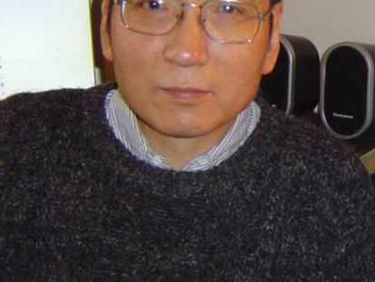Foto de 2005 do dissidente chinês Liu Xiaobo.