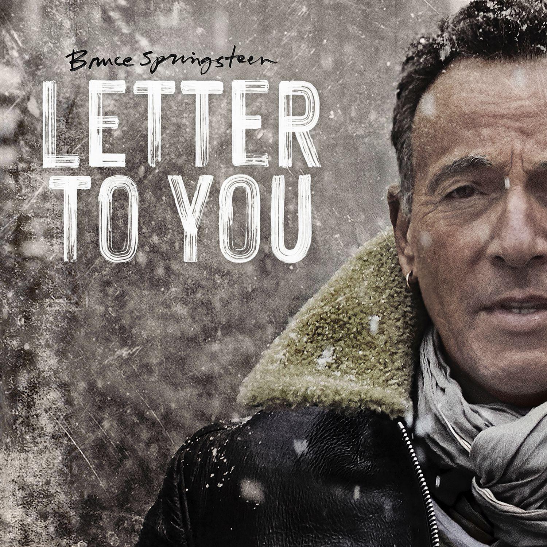 Capa de 'Letter To You', o último álbum de Bruce Springsteen. / AP