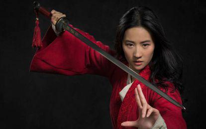 Yifei Liu, a nova Mulan.