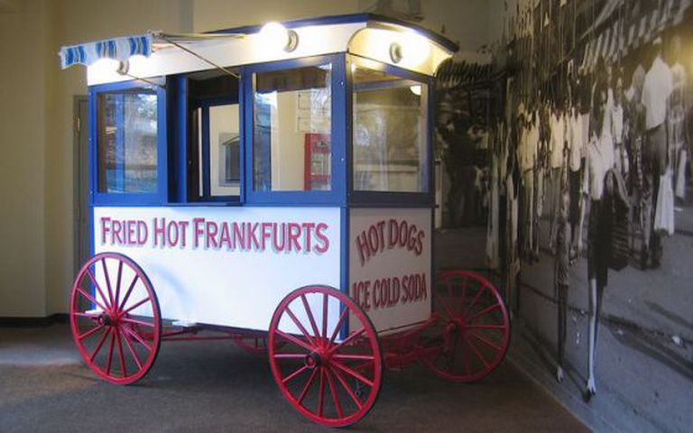 Em 1926 já havia food trucks. Antes, também.