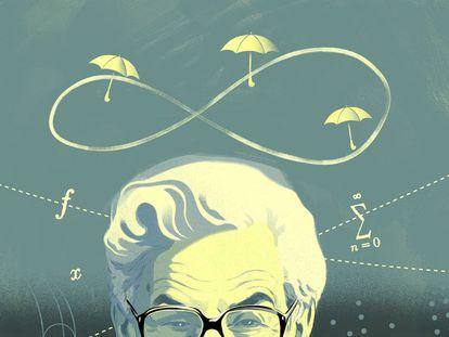 O 'Mary Poppins' da matemática que se instalava na casa dos colegas para resolver problemas