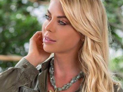 A modelo Caroline Bittencourt.