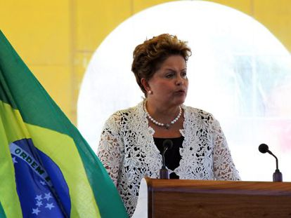 Dilma e o PT se aliaram a oito siglas.