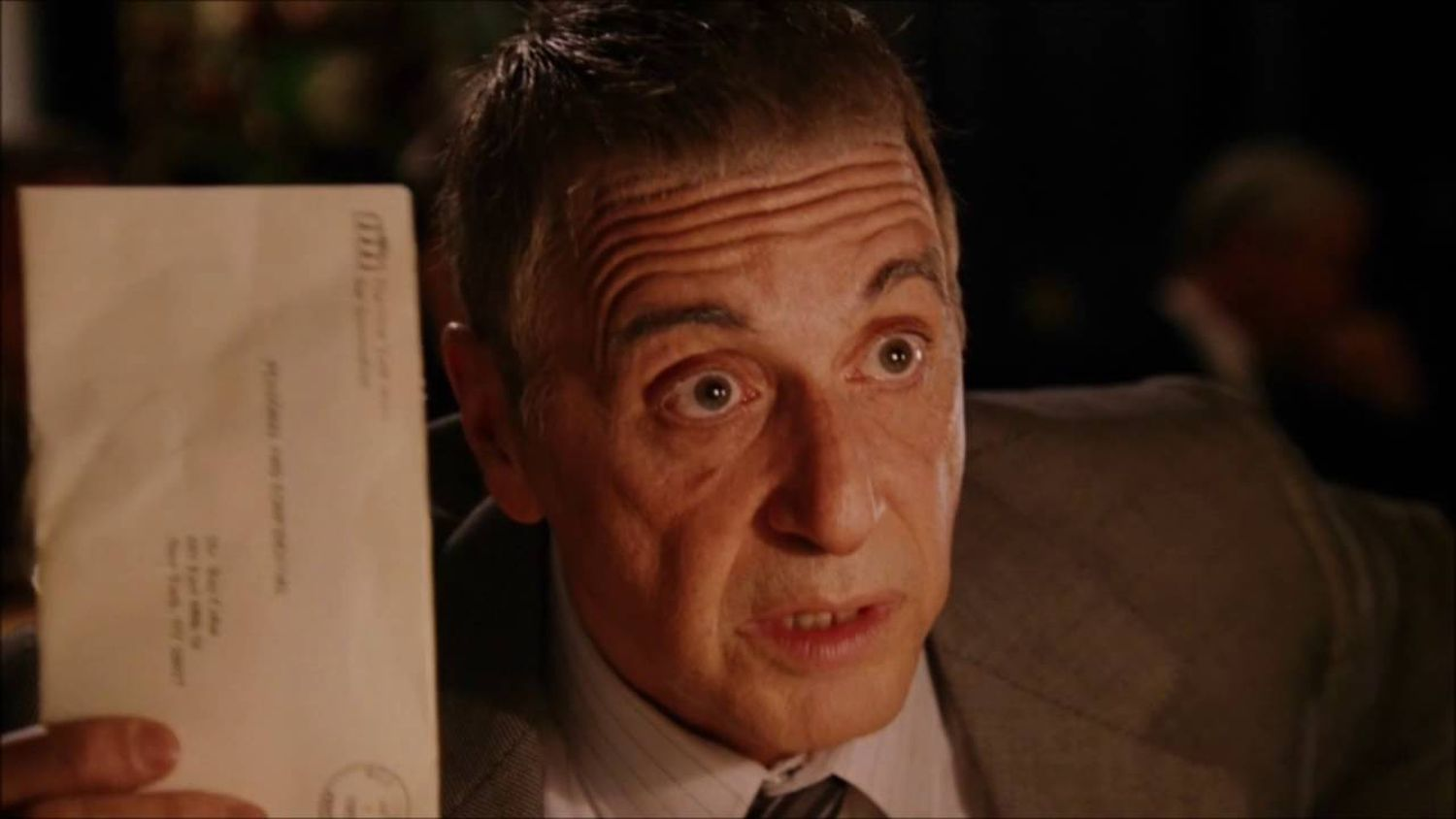 Al Pacino interpreta Roy Cohn na série 'Angels in America'.