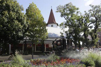 Nova Petrópolis possui uma arquitetura marcada por construções germânicas do estilo enxaimel - herdada da colonização alemã.