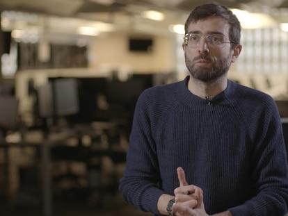 O especialista em dados do EL PAÍS Kiko Llaneras.