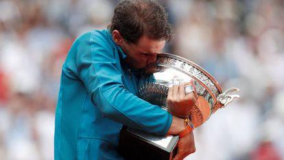 Nadal, um campeão sideral: 11 títulos de Roland Garros