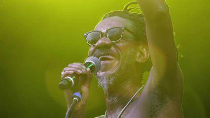 Show de Luiz Melodia na Virada Cultural de 2014