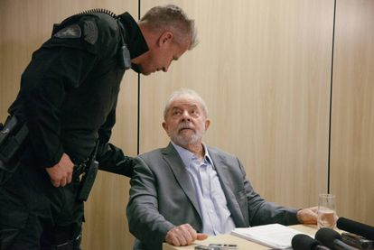 Ex presidente Lula.