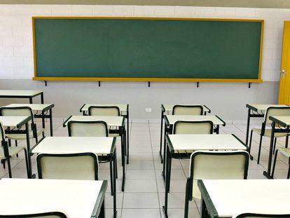 Falta de educação