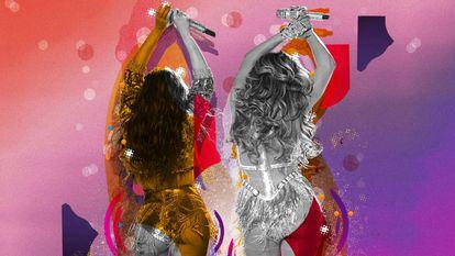 Por que as bundas de JLo e Shakira incomodam?