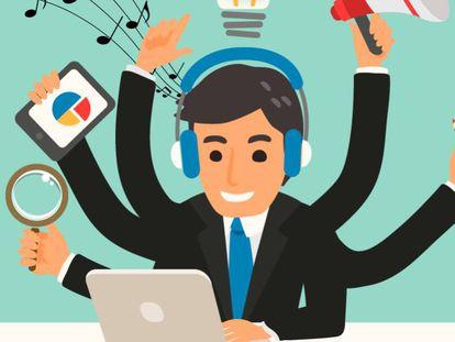 Que tipo de música ajuda você a melhorar seu trabalho (e de passagem, reduzir o estresse)?