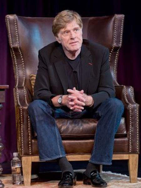 O ator e diretor Robert Redford, em 2013.