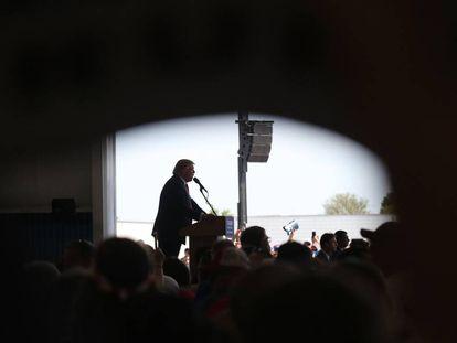 Donald Trump em Omaha (Nebraska)