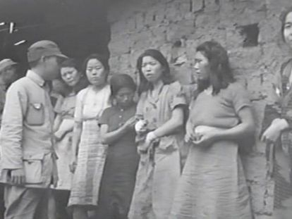 Imagem do vídeo achado por pesquisadores sul-coreanos.