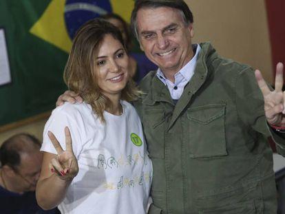 Michelle Bolsonaro, uma discreta primeira-dama evangélica