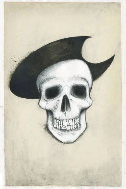 Ilustração de Ana Juan.