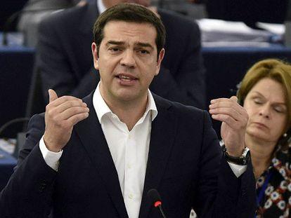 """Tsipras: """"A crise é um problema europeu e exige soluções europeias"""""""