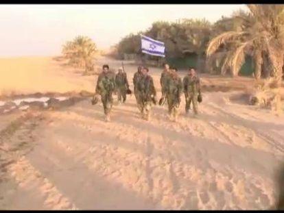 Israel retira suas tropas da Faixa de Gaza.