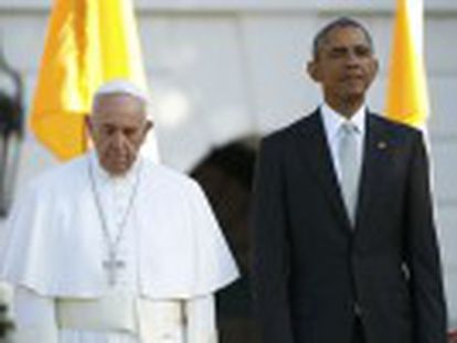Encontro evidencia a sintonia entre o Pontífice e o presidente dos EUA quanto às relações com Cuba e à luta contra as desigualdades
