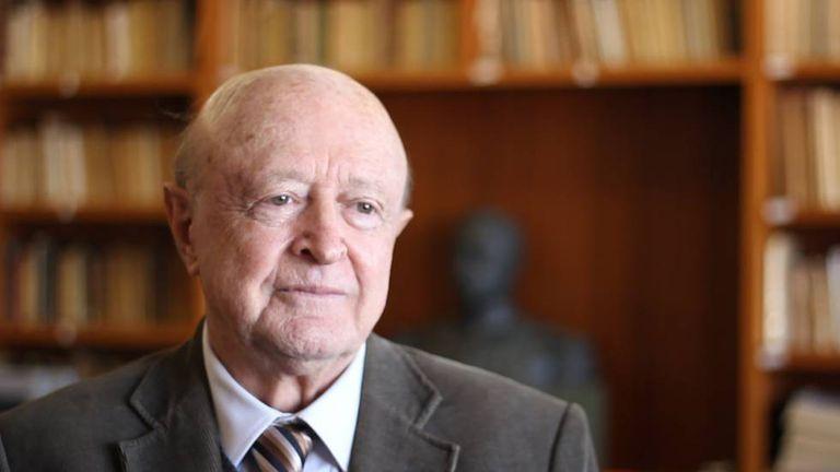 O historiador José Murilo de Carvalho, em imagem de janeiro de 2015.