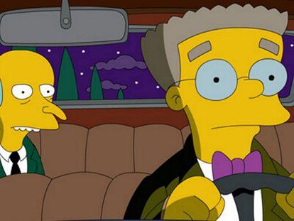 Smithers sai do armário em 'Os Simpsons' e se assume gay