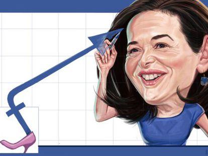 A executiva do Facebook que quer mais chefas