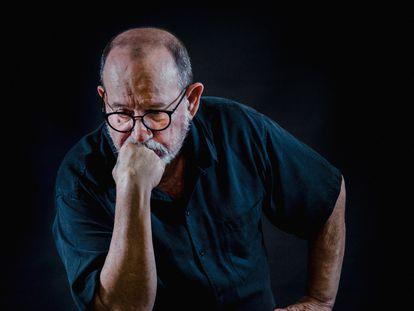 Silvio Rodríguez posa para em Havana, em 2019.