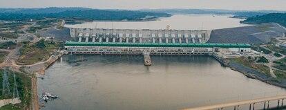 Usina de Belo Monte.