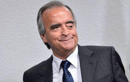 Nestor Cerveró, preso na Lava Jato e condenado em 2015 por corrupção na Petrobrás.