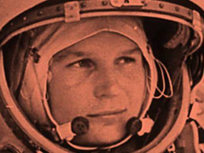 Valentina Tereshkova, a primeira mulher no espaço