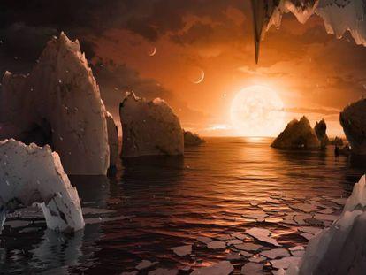 Exoplaneta descoberto