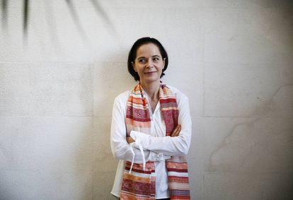 A imunologista Yasmine Belkaid.
