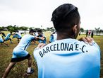 Barcelona Esportivo Capela: nome inspirado na comunidade onde clube nasceu, não no xará espanhol, garantem seus fundadores.