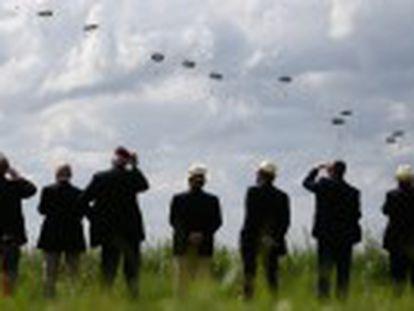 Setenta anos depois, um dos veteranos do desembarque da Normandia relembra a ação que acelerou o final da Guerra