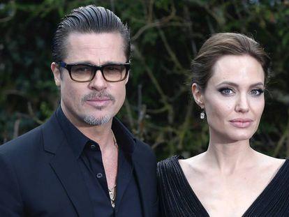 Angelina Jolie e Brad Pitt se separam