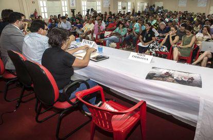 A Norte Energia, concessionária de Belo Monte, não compareceu à audiência pública de 21 de março para responder às perguntas sobre o impacto que causou.