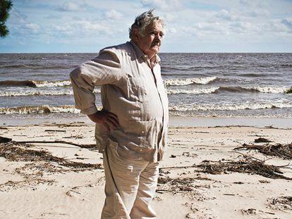 José Mujica abre as portas de sua humilde casa no Uruguai