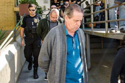 Luiz Eduardo Silva, irmão do ex-ministro José Dirceu, preso no dia 3.