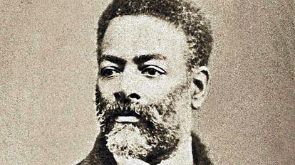 Luiz Gama lutou contra a escravidão no Brasil.