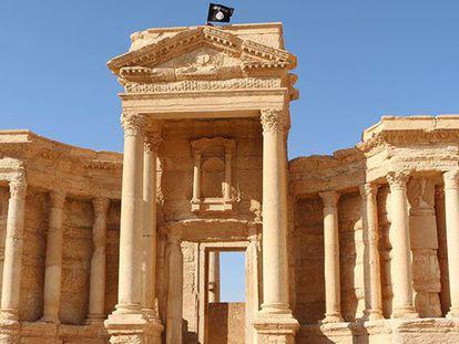 Estado Islâmico destrói templo de Baal na cidade de Palmira, na Síria