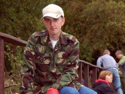 Tommy Mair, suposto assassino de Jo Cox, em 2011.