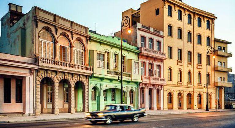"""As """"construções capitalistas"""" são muito demandadas no atual mercado imobiliário cubano."""