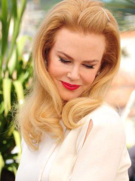 Nicole Kidman posa em Cannes.