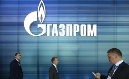 Participantes do Congresso Mundial de Petróleo, em Moscou.