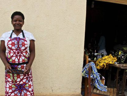 Como 'Game of Thrones' ajudou costureiras em Ruanda